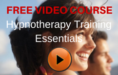 Free hypnotherapy training sign-up link